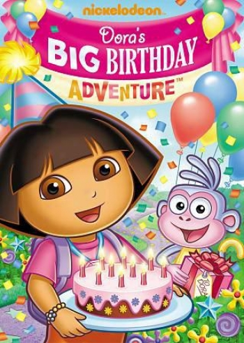 Dora The Explorer: Dora's Distended Birthday Adventure