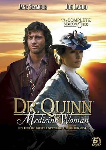 Dr. Quinn, Medicine Woman - The Coomplete Season 1