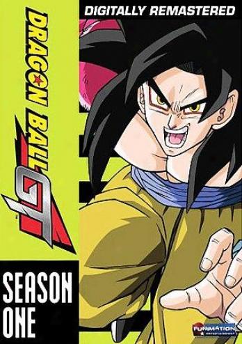 Dragon Ball Gt - Prepare One