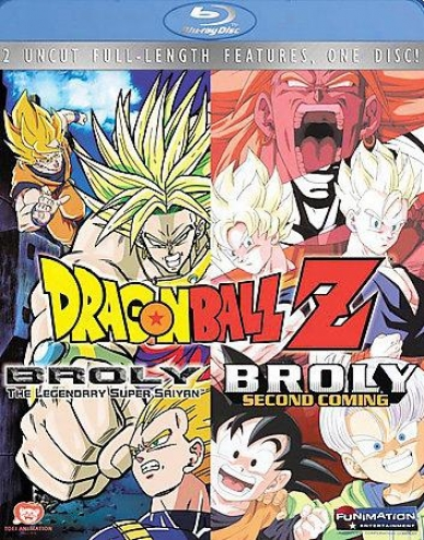 Dragon Ball Z - Broly Doubl eFeature