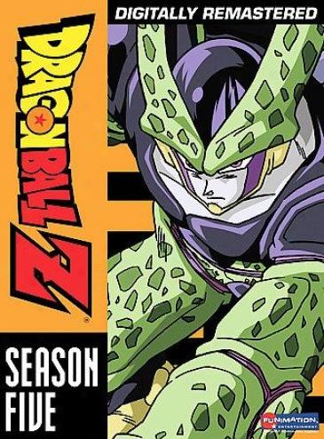 Dragon Ball Z - eSason 5