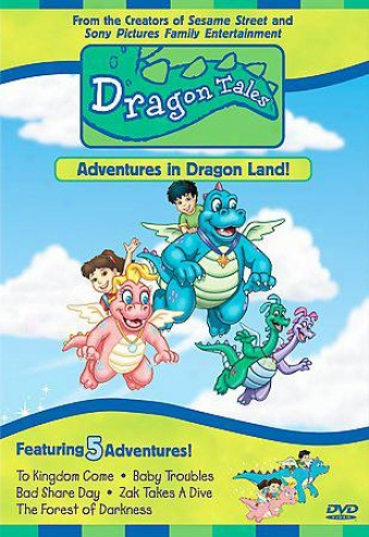 Dragon Tales - Advebtures In Dragon Land!