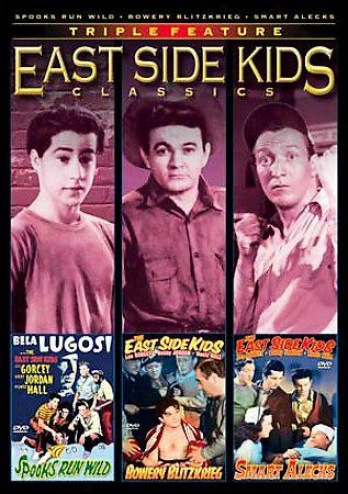 East Side Kids Classics Tiple Feature - Spooks Run Wild/bowery Blitzkrieg/smart