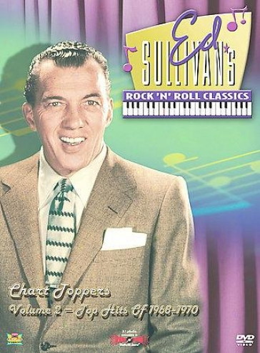 Ed Sullivan's Rock 'n' Roll Classics Dimensions 2 - Hits Of 1968-1970