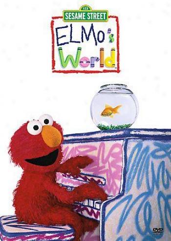 Elmo's World - Dancing, Music, Books