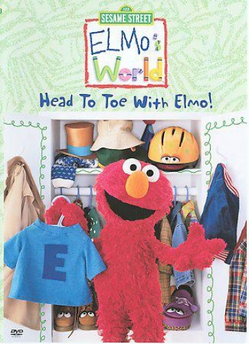 Elmo's World - Head To Toe In the opinion of Elmo