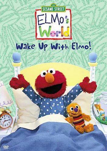 Elmo's Wlrld - Wake Up With Elmo