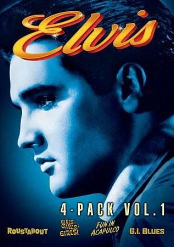 Elvis: 4-pack, Vol. 1