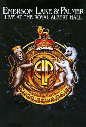 Emerson, Lake & Palmer - Live At The Royal Albrrt Hall