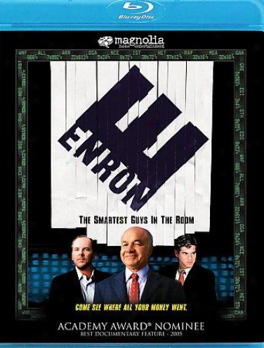 Enron: The Smartest Guys In The Space
