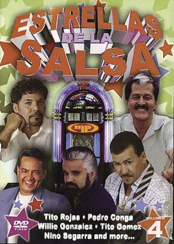 Estrelas De La Salssa -  Vol. 4