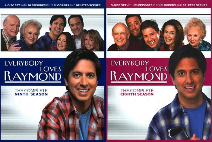 Everybody Loves Raymond: The Complete Seasons 8 & 9