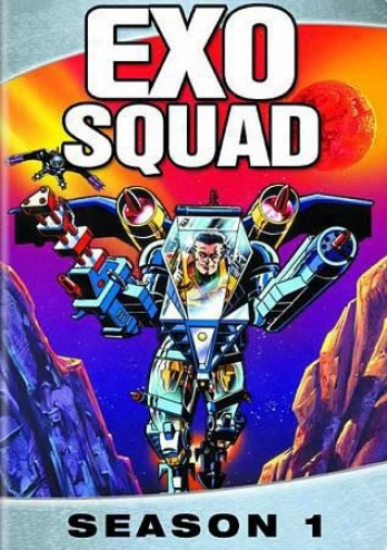 Exosquad - Season 1