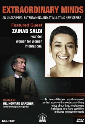 Extraordinary Minds: Zainab Salbi