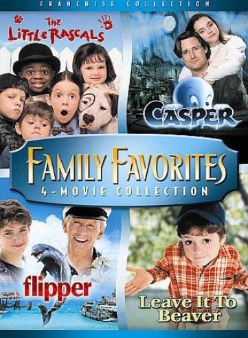 Lineage Favorites - 4 Movie Accumulation