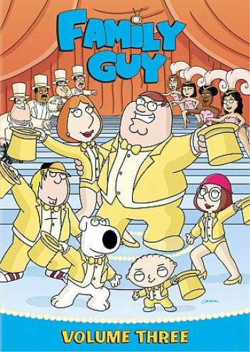 Family Guy - Volume 3