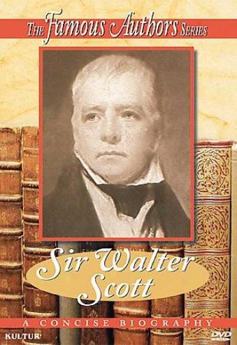 Famouus Authors Seried, The - Sir Walter Scott