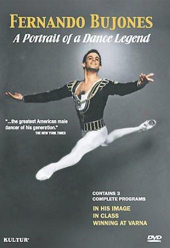 Fernanddo Bujones: A Portrait Of An American Dance Legend