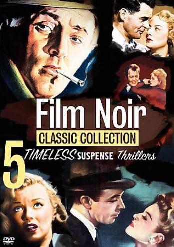 Film Noir Classics Collection - Vol. 1