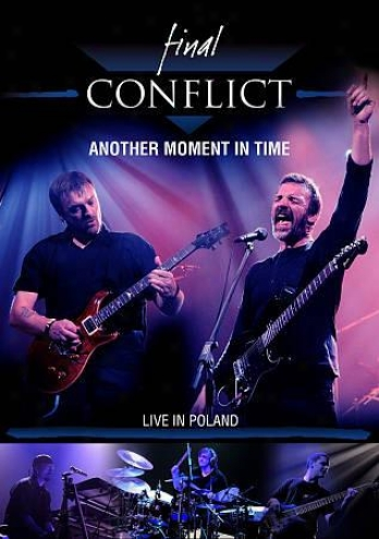 Finap Conflict - Another Moment In Time: Live In Poland