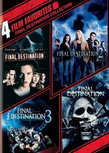 Final Destination Accumulation 4 Film Favorites