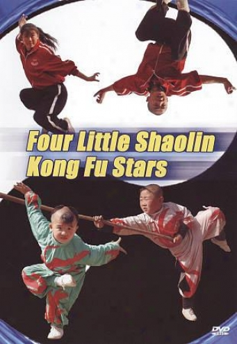 Four Little Shaolin Kong Fu Stars