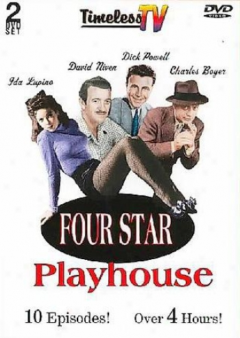 Four Star Playhouse - Timeless Television Series