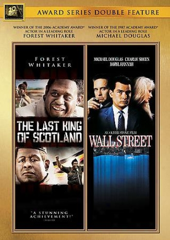 Fox Best Actor Double Feature: Wall Street/the Last King Of Scotland