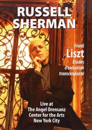 Franz Liszt: Etudes D'execution Transcendente / Russell Sherman