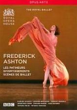 Frederick Ashton: Les Patineurs/divertissements/scenes De Ballet