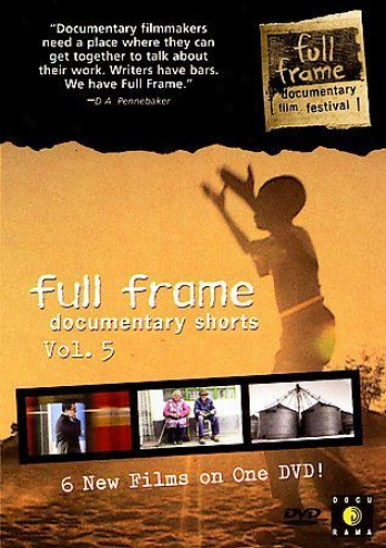 Full Frame Documentary Shorts - Vol. 5