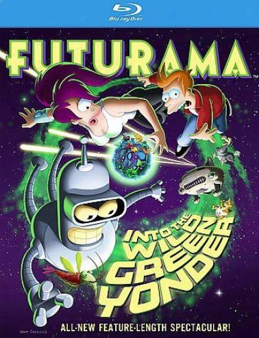 Futurama - Into Thw Wild Green Yonder