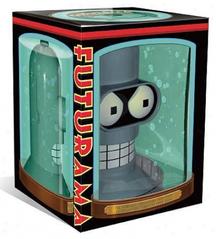 Futurama: The Total Assemblage 1999-2009