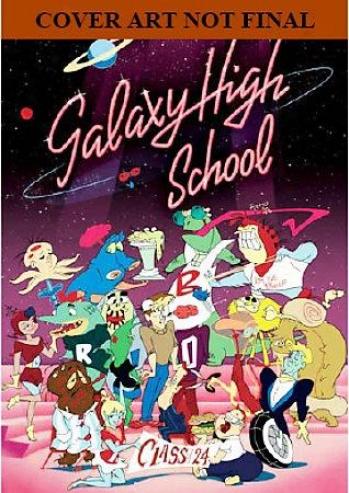 Galaxy High School - Vol. 1 & 2