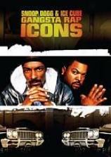 Gangsta Rap Iconw: Snopp Dogg & Ice Cube