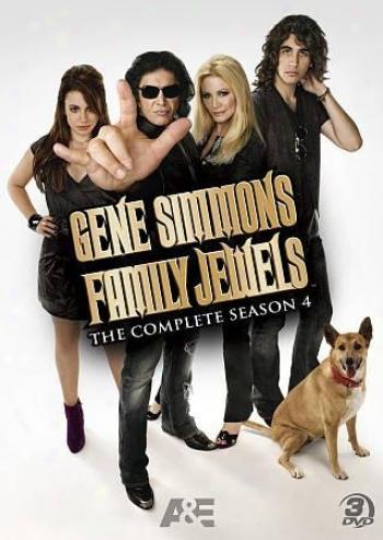Gene Simmons Famly Jewels: The Complete Season 4