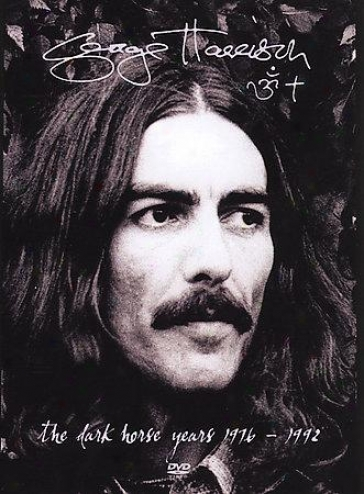 George Harrison - The Dark Horse Years 1976 - 1992