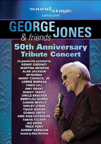 George Jones & Friends - 50th Anniversary Tribute Concert