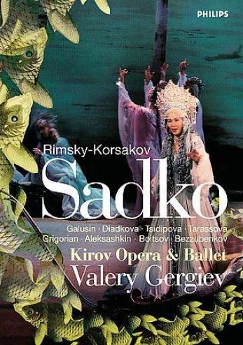 Gergiev/kiriv Opera - Sadko