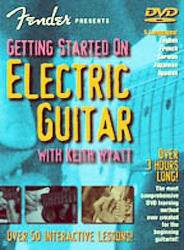Getting Started In c~tinuance Electric Guitar With Keith Wuatt
