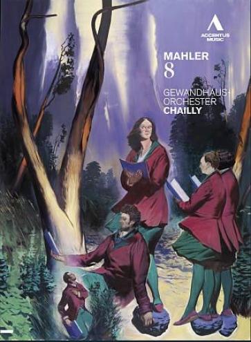 Gewandhausorchestdr/chailly: Mahler 8