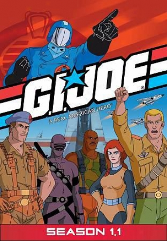 G.i. Joe A Real American Illustrious personage - Season One Divide 1