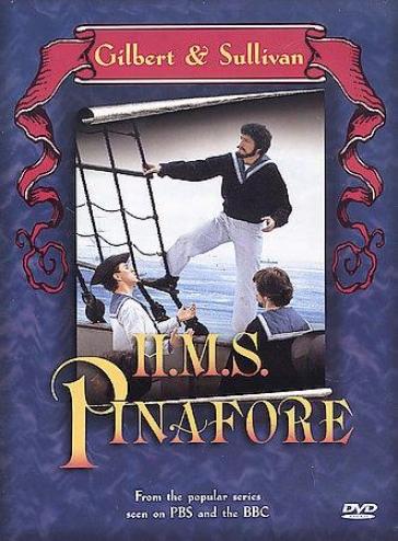 Gilbert & Sullivan - H.m.s. Pinafore