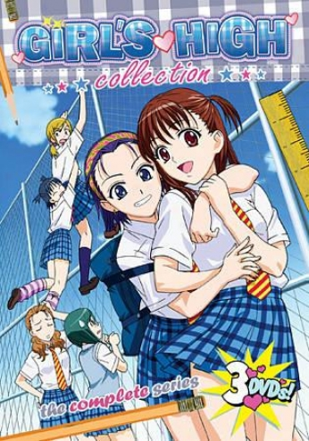 Girl's High - Collection: The Complete Series