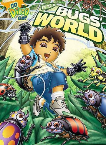 Go, Diego Go! - It's A Bug's World