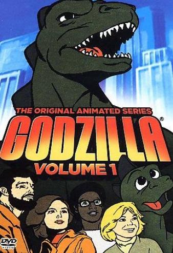 Gorxilla: The Original Animated Series - Vol. 1
