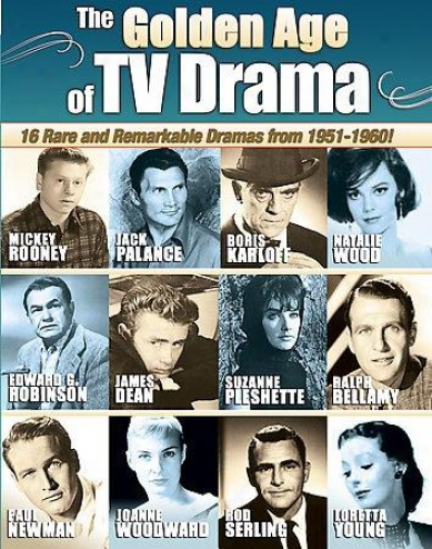 Golden Age Of Tv Dramas