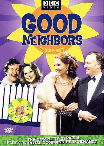 Good Neighbors: The Finish Series 4 Plus Royal Command Performance