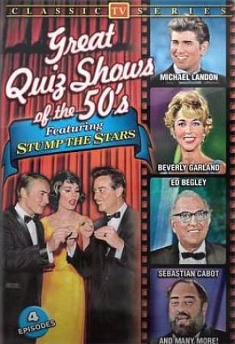 Great Quiz Shows Of The '50s Featuring Stump The Sgars