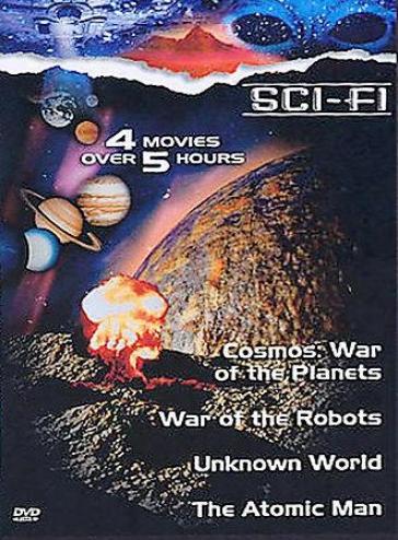 Great Sci-fi Classics - Vol. 4